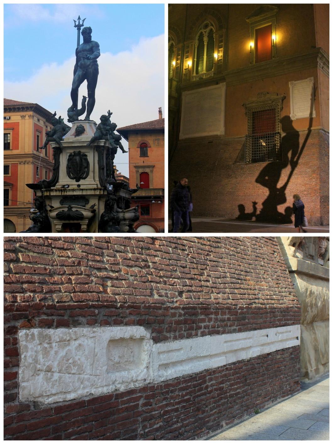 Italy Bologna Neptune Square Piazza Fountain.jpg
