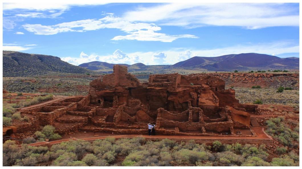 USA Wupatki National Monument