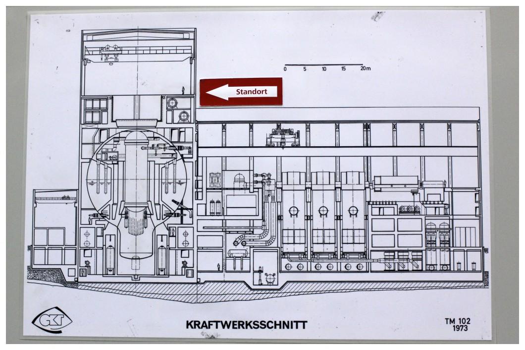 Zwentendorf nuclear power plant plan